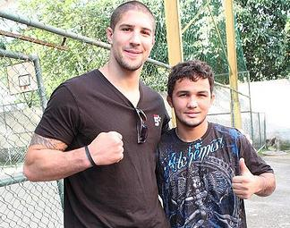 WOCS 15 no embalo do UFC