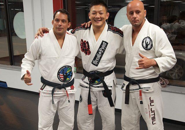 New black belt at BTT Boston