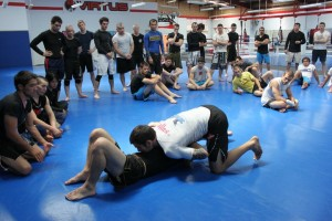 Learn and sink this choke – fatal with or without gi