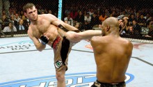 From the great classics series: do you remember Forrest Griffin vs Chael Sonnen?