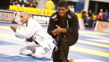 Seen Gilbert Durinho's MMA submission yet?