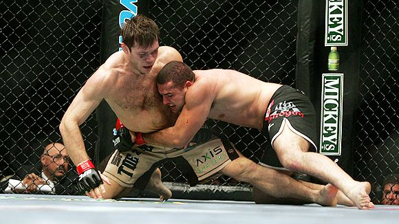 UFC: What if Shogun vs. Forrest hits the ground (again)?