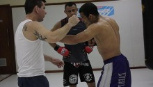 Check out José Aldo and co. throwing down at Nova União