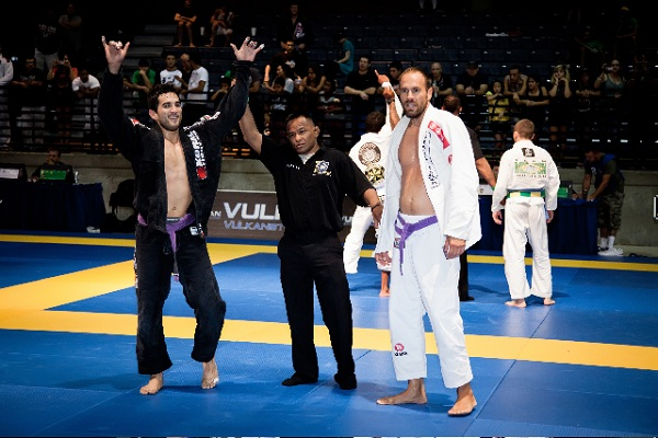 "Las Vegas Open purple belt winner ""just gets it """