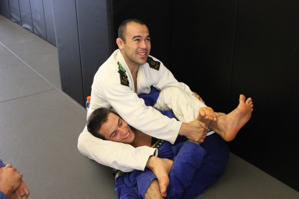 Marcelo Garcia seeks higher knowledge for ADCC