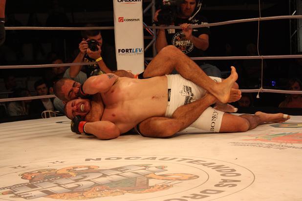 Jungle Fight: Jiu-Jitsu leva ao cinturão o novo campeão