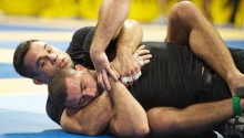 Watch Pablo prepare for ADCC 2011, and sweep with him