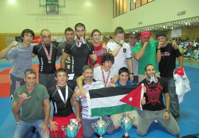 Jordan Team conquers Abu Dhabi tournament