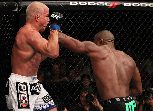 UFC 133: photos of Belfort and company's knockouts