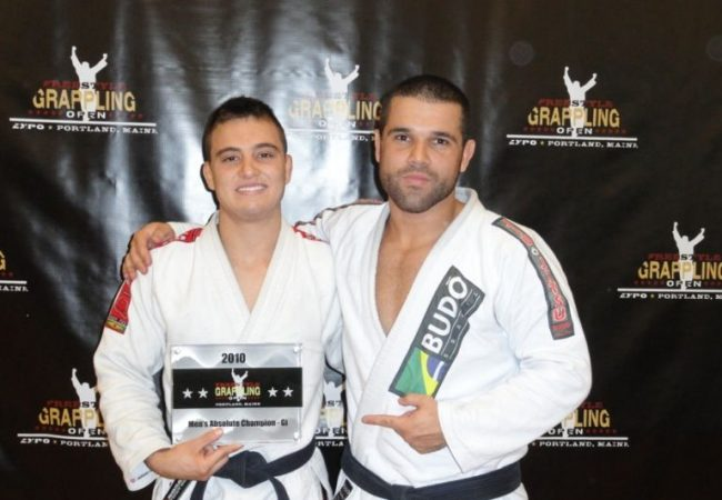 Bráulio and Ebe comment on Jiu-Jitsu in Guinness Book