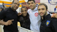 Check out Tussa and Daniel Jacaré's wins at Newaza Fights