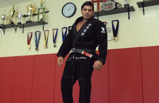 """It is priceless to see Jiu-Jitsu help people"""