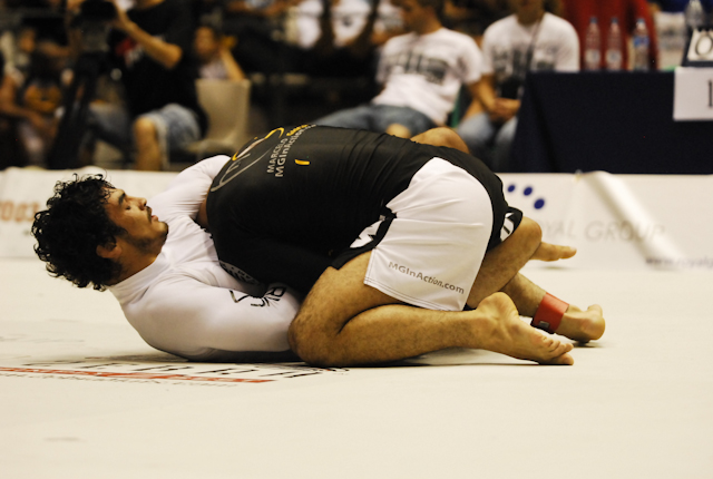 """Kron Gracie: """"I want a new opponent who tries to kill me, like Rodolfo would"""""""