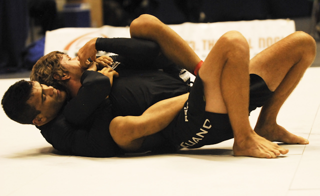 """Cobrinha: """"I had the training of my dreams for the ADCC"""""""