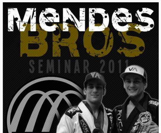 Mendes Bros at GB Birmingham