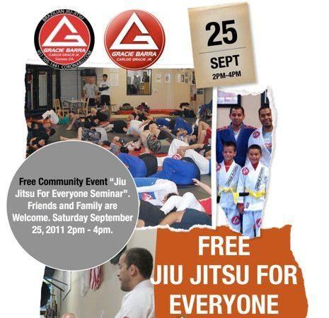 Go meet Jiu-Jitsu at GB Corona