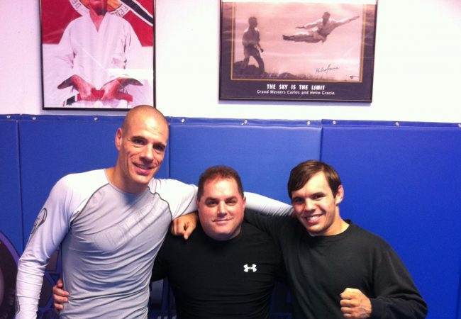 Lovato stops in at Savarese BJJ on way to ADCC
