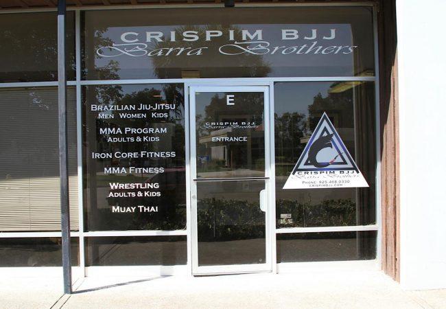 Crispim BJJ doubles space