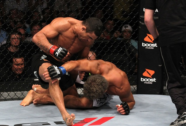 Belfort ready to square off with another knockout master