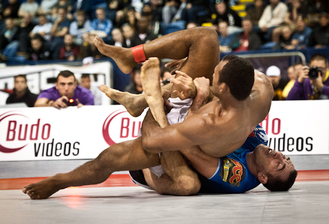 ADCC Blog: Bráulio wins, semifinals defined