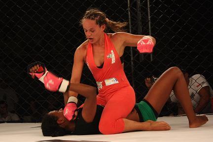 Carina Damm added to Bellator 57