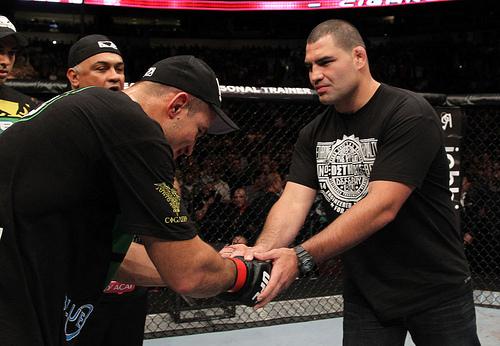 Cigano vs. Velasquez headlines UFC Fox debut