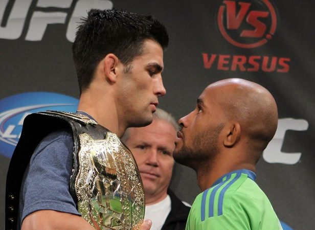 UFC on Versus: Yves Edwards already celebrating at weigh-ins