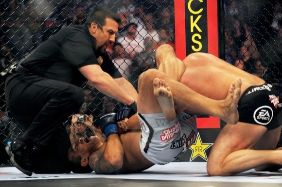 Fighters err, but Jiu-Jitsu never fails