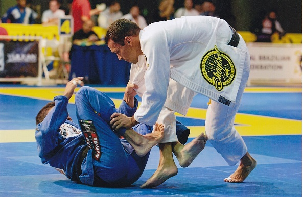 Gustavo Dantas competing / Photo by John Cooper