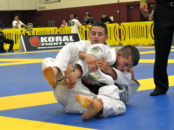 Caio Terra takes double gold at American Nationals, talks ADCC snub