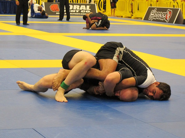 Lucas Leite overcomes sign-up blunder, triumphs at No-Gi Nationals