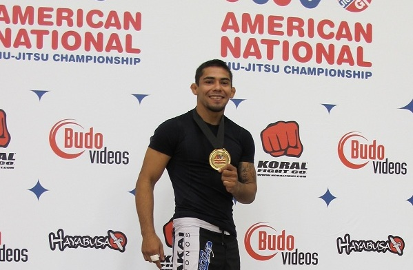 Marcelo Lapela gears up for No-Gi Worlds with win at Nationals