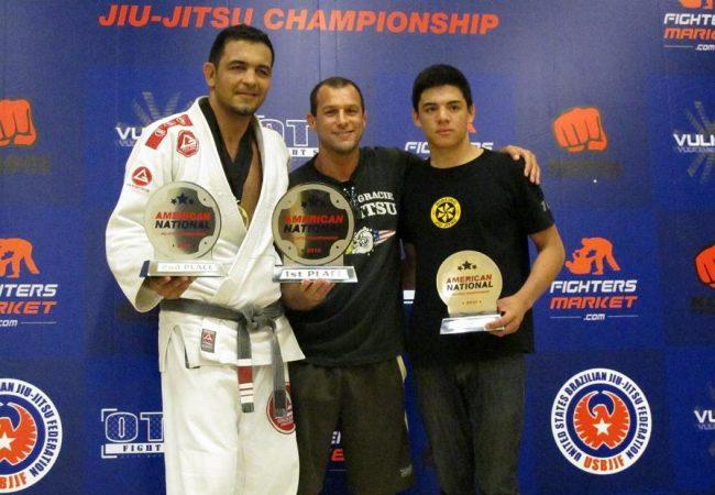 17 de setembro, o dia D do Jiu-Jitsu nos EUA