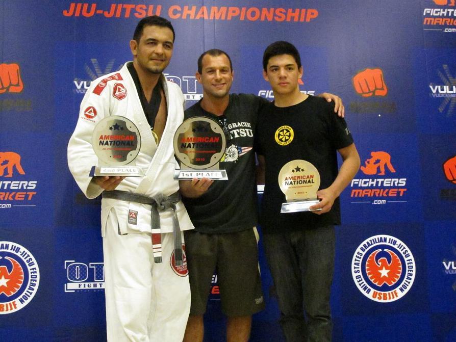 September 17, D-day for Jiu-Jitsu in the USA | Graciemag