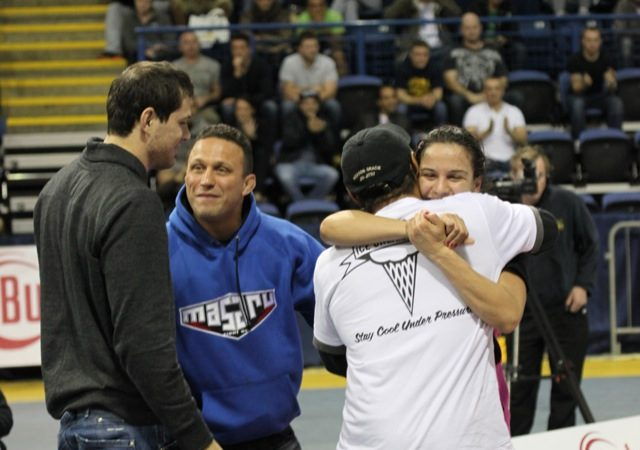Exclusive: finish, sweep or mount with Roger Gracie