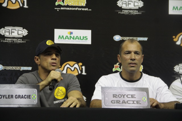 Royce Gracie makes Sports Illustrated's Top 50 list of greatest athletes of all time