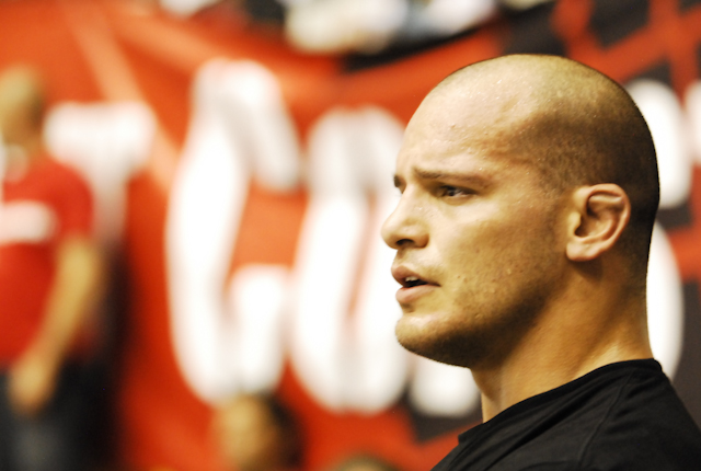 ADCC Blog: intruders in Xande's house