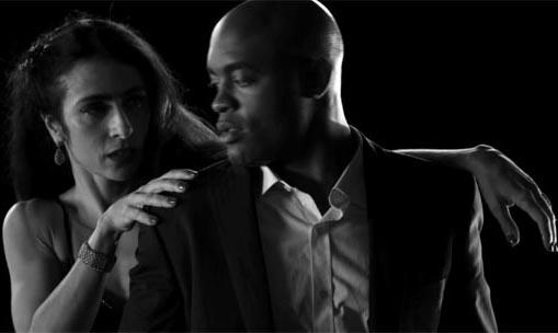 Anderson dança com Marisa Monte em clipe