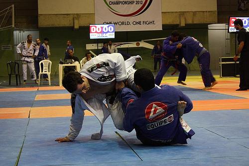 Bruno Alves salutes strength of Northeast Brazilian Jiu-Jitsu