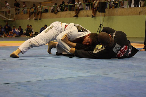 Qualified for Abu Dhabi, Caio to defend MMA belt