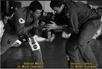 Robson Moura and Gustavo Dantas seminar in North Carolina