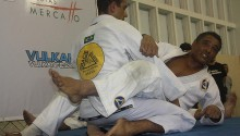 Apply more pressure and don't miss an armbar, with Rickson