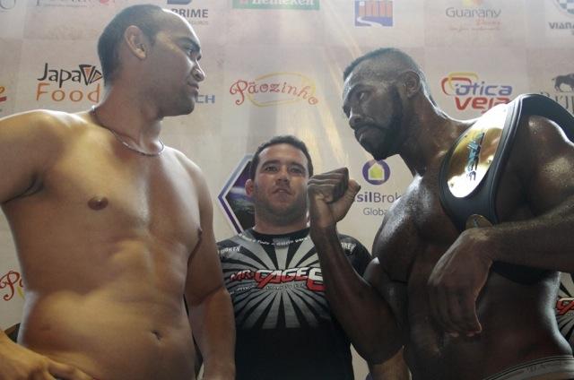MMA: Mondragon, Samurai, Pato e Adriano agitam Manaus