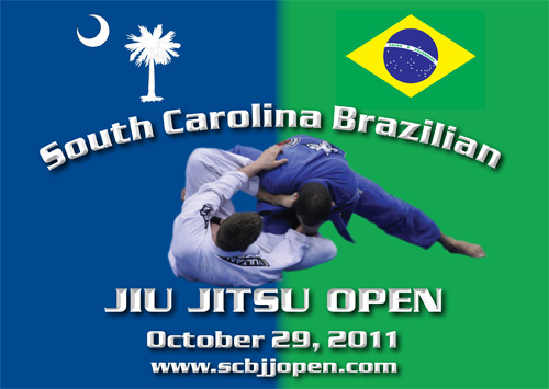 Compete at South Carolina BJJ Open