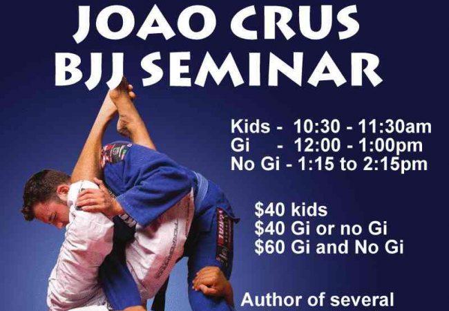 João Crus seminar in Colorado