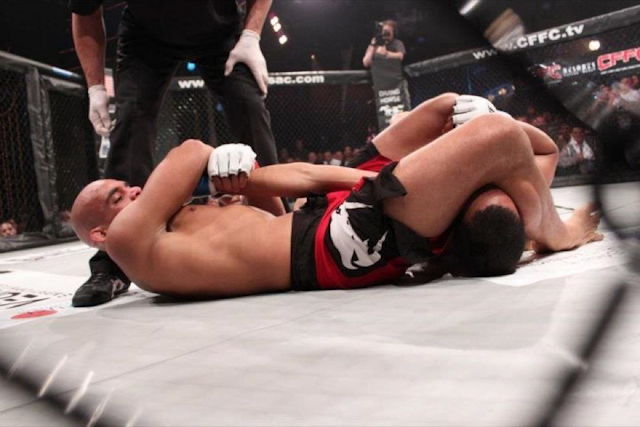 Tostes wins by armbar on MMA pro debut