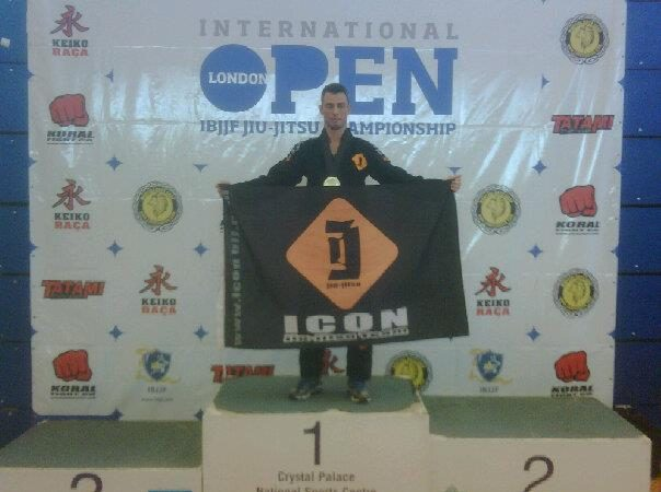Toco seminar, new mat, medal in London for Vita Team