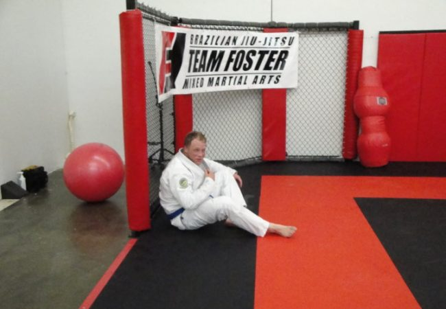 Giva Santana at Foster Jiu-Jitsu