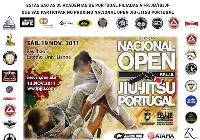Nacional Open nears in Portugal