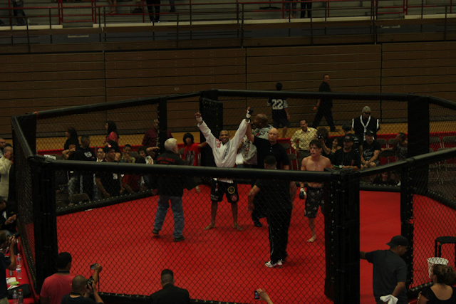 Barral seminar, MMA wins at Gracie Barra New Mexico